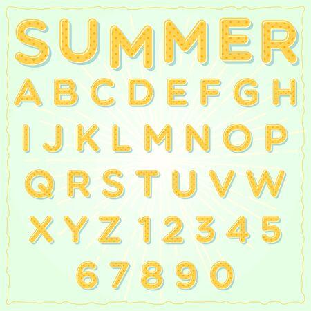 bubble alphabet: 3d bubble alphabet set,vector font Illustration