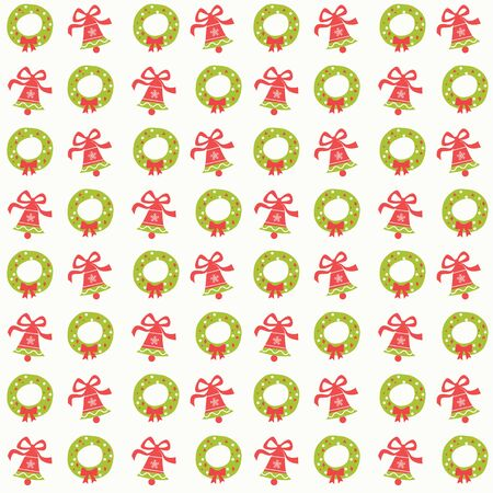 christmas seamless pattern background,season greeting,happy holidays,vector background