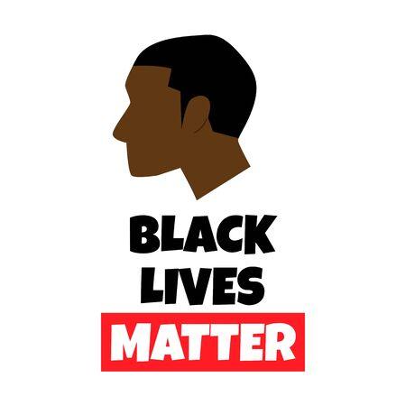 Black Lives Matter protest banner 스톡 콘텐츠 - 149620827
