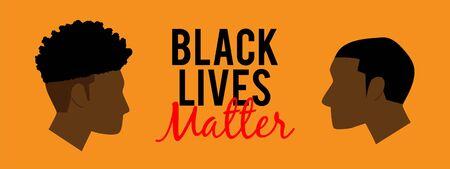 Black Lives Matter protest banner 스톡 콘텐츠 - 149621203
