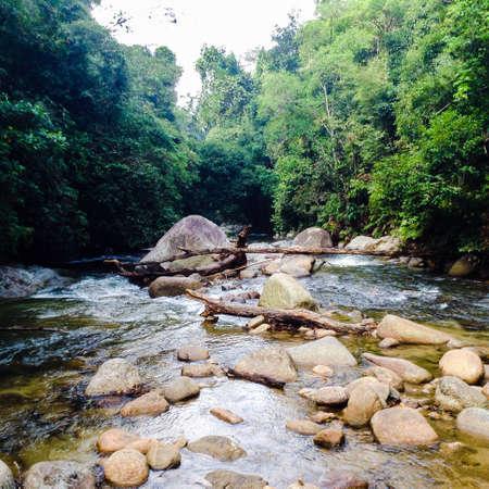 chilling: Sungai chilling kuala kubu bharu