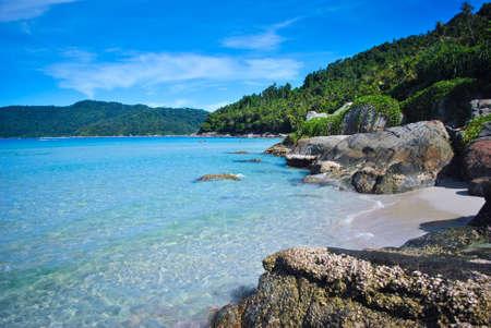 terengganu: Perhentian island beach