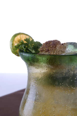 refreshing Mojito cocktail