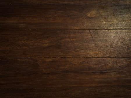 Gros plan de la texture du bois de noyer pour le fond avec espace de copie pour la conception.