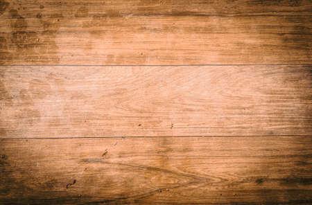 Texture en bois minimale avec espace de copie pour le fond