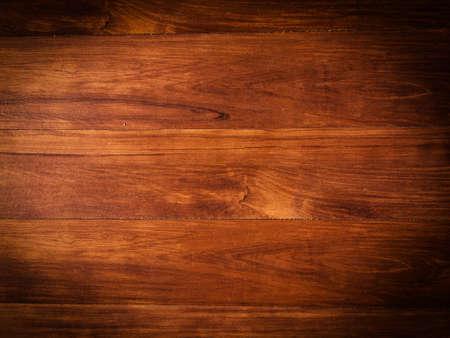 Dark wooden texture background for design, Top view