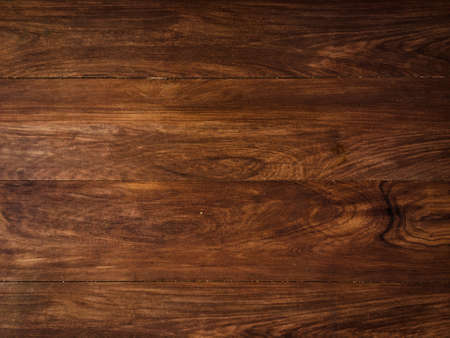 Brown wood texture for background with space for work and text. Top view