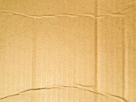 Brown carton texture for background for design and artwork