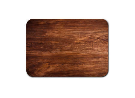 Old wood board texture isolated on white background with copy space for design or work. clipping path