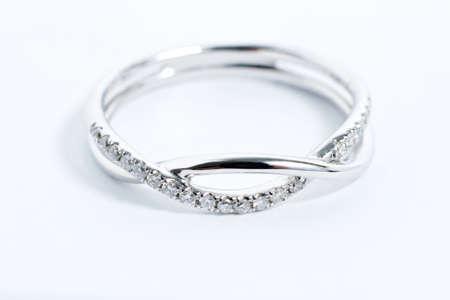Wedding Ring Stock Photo