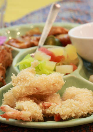 Butter Prawn with Chilie Sauce  photo