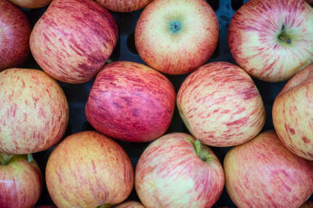 fda: apples on the shelves
