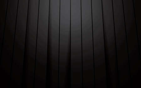 Black modern background overlap dimension vector illustration