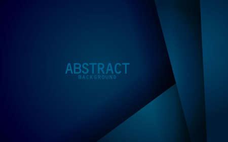 Dark blue background vector overlap layer 矢量图像