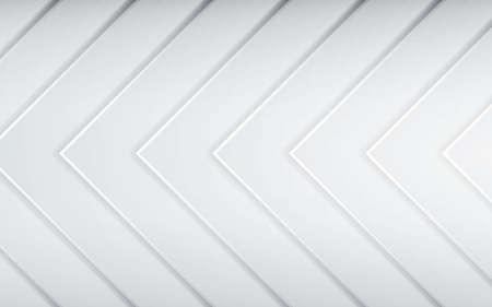 Abstract modern overlap white background vector illustration
