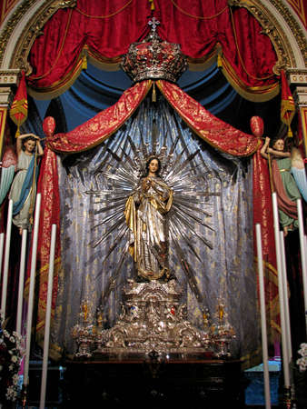 conception: Immaculate Conception