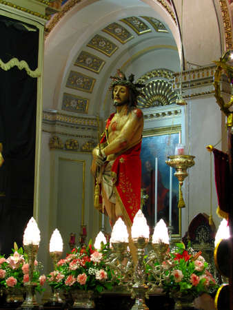 scourging: The King Of The Jews Editorial