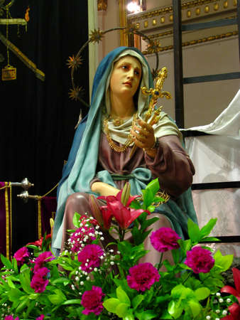 our lady of sorrows: Mater Dolorosa