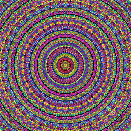 zvýšil: multicolored ornament Reklamní fotografie