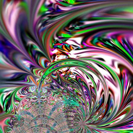 zvýšil: Ornamentation of colorful patterns Reklamní fotografie