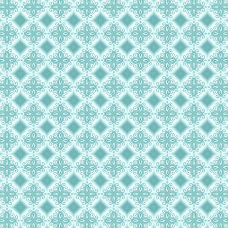 Colorful digital art, Oriental pattern, geometric texture, Abstract background