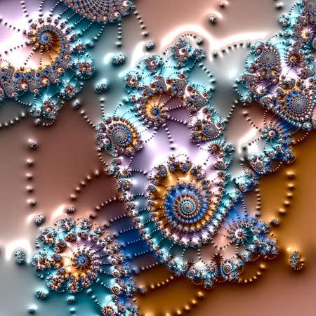 fractal design, digital artwork, geometric texture, abstract background