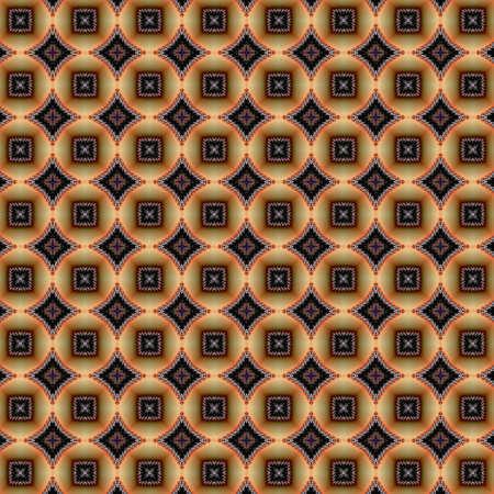 Special art, unique abstract design, fractal geometry Archivio Fotografico