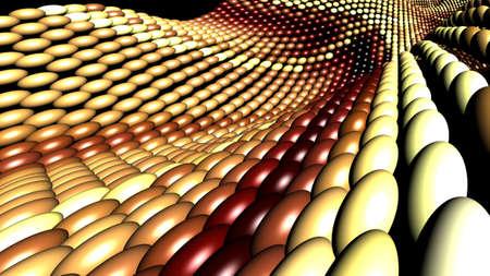 Special art, unique abstract design, fractal geometry Banco de Imagens