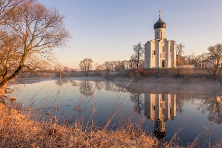 nerl: The Church on the river