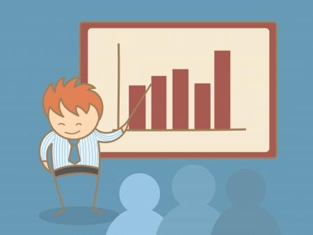 business training Stock Vector - 21356657