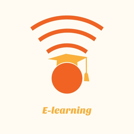 online learning Vectores