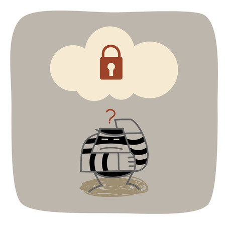 give up: thief confuse on cloud computing security