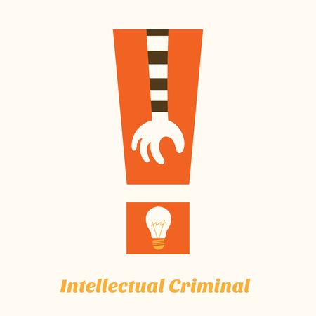 steal brain: idea stealing intellectual criminal aware