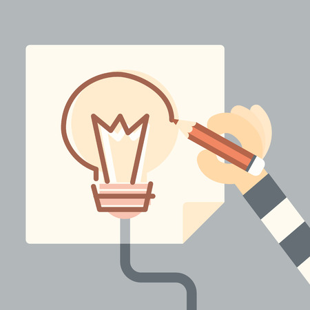 thief copy idea, intellectual criminal concept