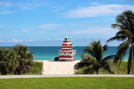 baywatch: Miami Beach Lifeguard Tower