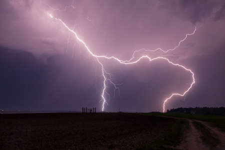 zapping: Lightning