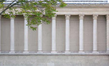 strong base: Column Stock Photo