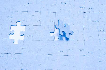 puzzle pieces Stock Photo - 962318