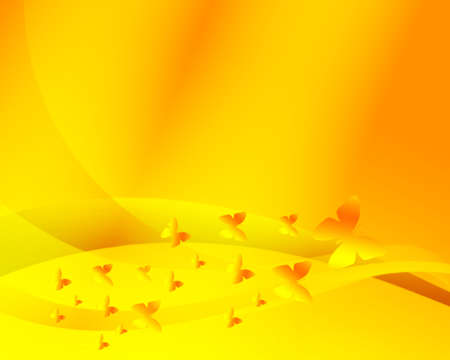 summer buterfly background photo