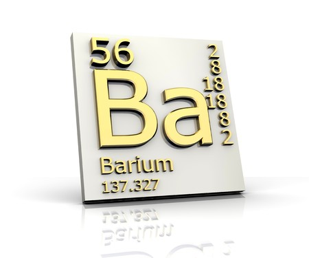 Barium form Periodic Table of Elements