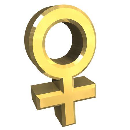 female sex symbols (3D) photo