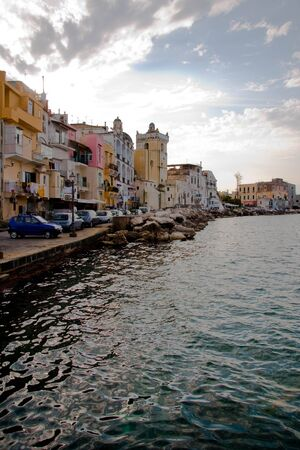 mediterraneo: Ischia Porto - On Ischia island in south of Italy