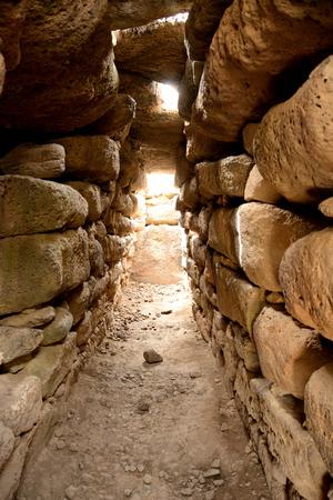 Sardinia archeology Banco de Imagens