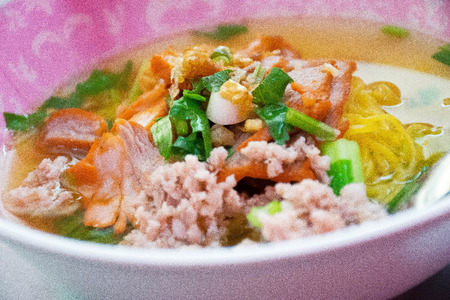 rad: noodle yellow pork rad