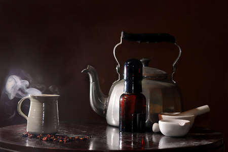 nostalgy: teas and elixirs, Natural cure