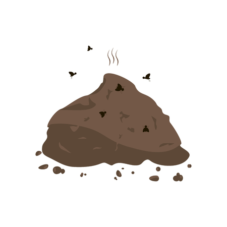 Manure and Flies Icon