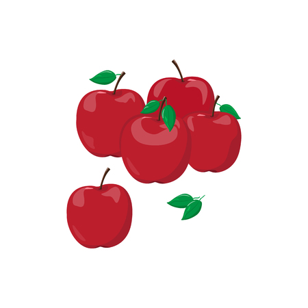 Red Apples Icon