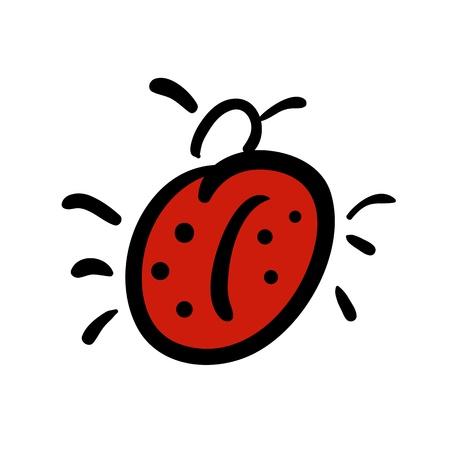 Ladybug Stock Vector - 14969844