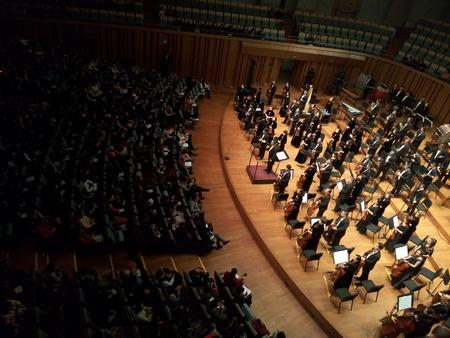 Symphony stage Éditoriale