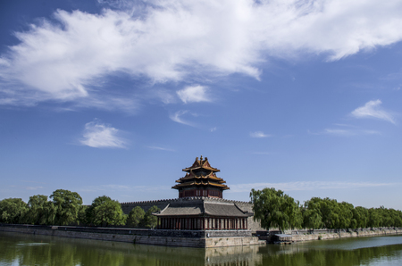The Imperial Palace watchtower